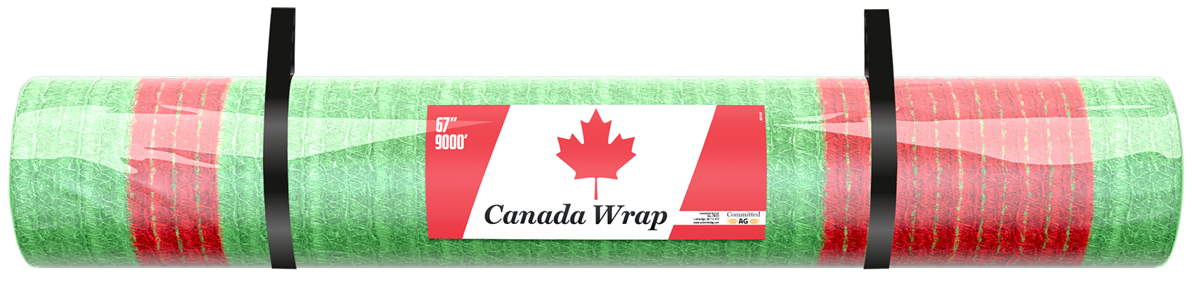 Committed AG | Canada Wrap roll