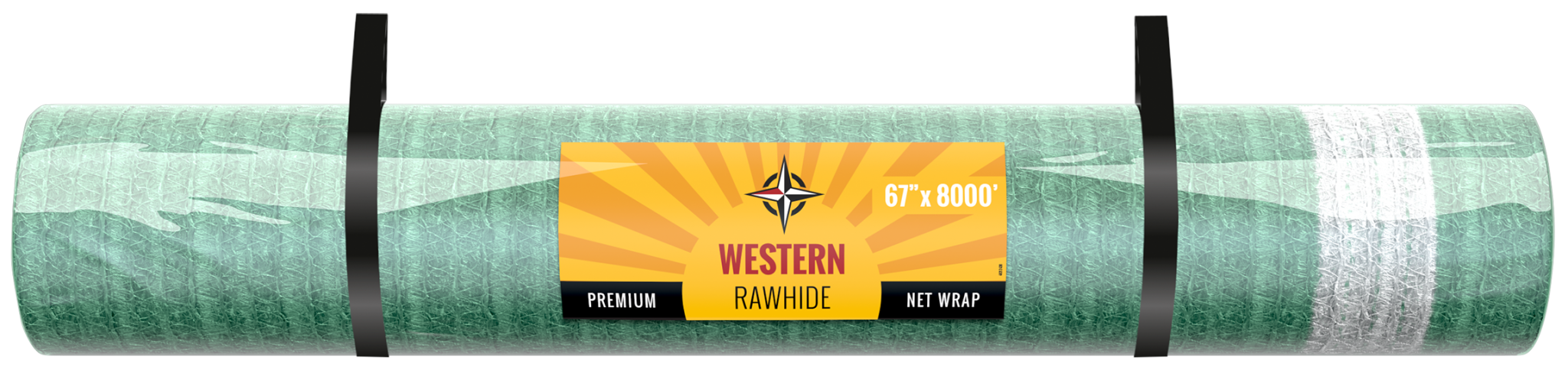Committed AG   Western Rawhide roll