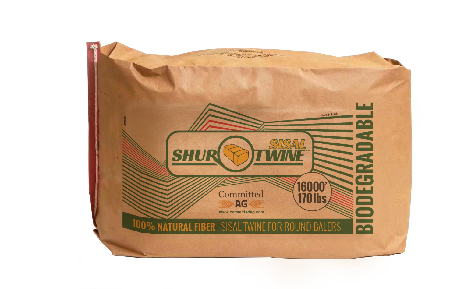 Committed AG | ShurTwine Sisal